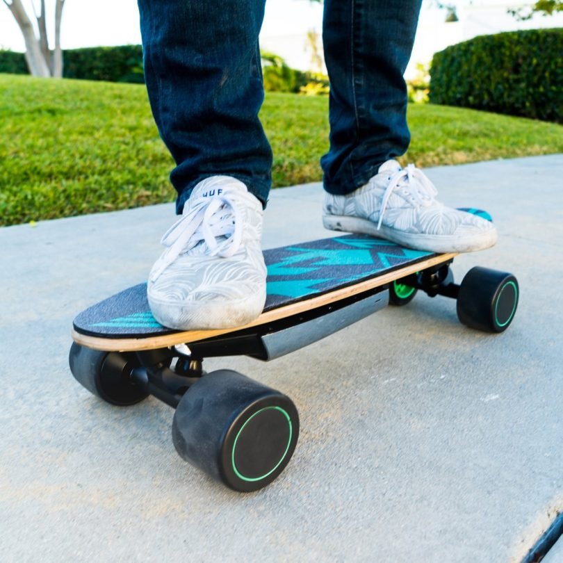 SWAGTRON Spectra Pro AI Electric Penny Skateboard