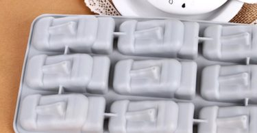Easter Island Moai Ice Tray