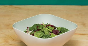 Diga Salad Bowl With Strainer