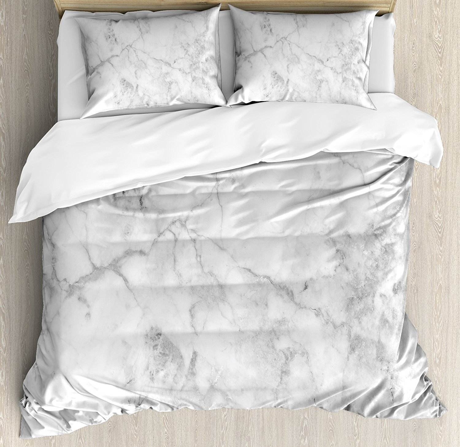 Ambesonne Marble Duvet Cover