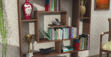 Beverly Modern Bookcase
