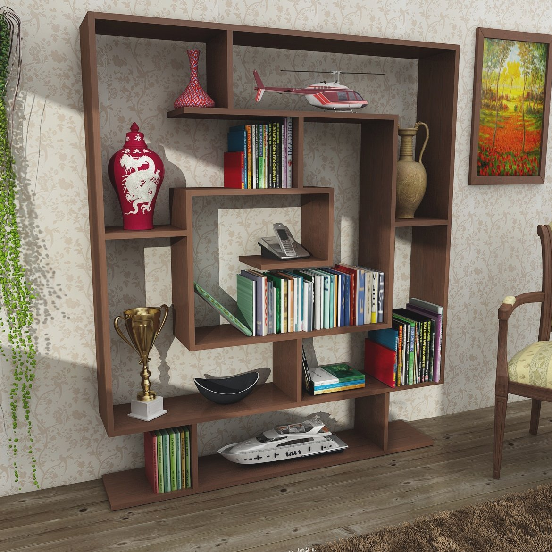 Beverly Modern Bookcase