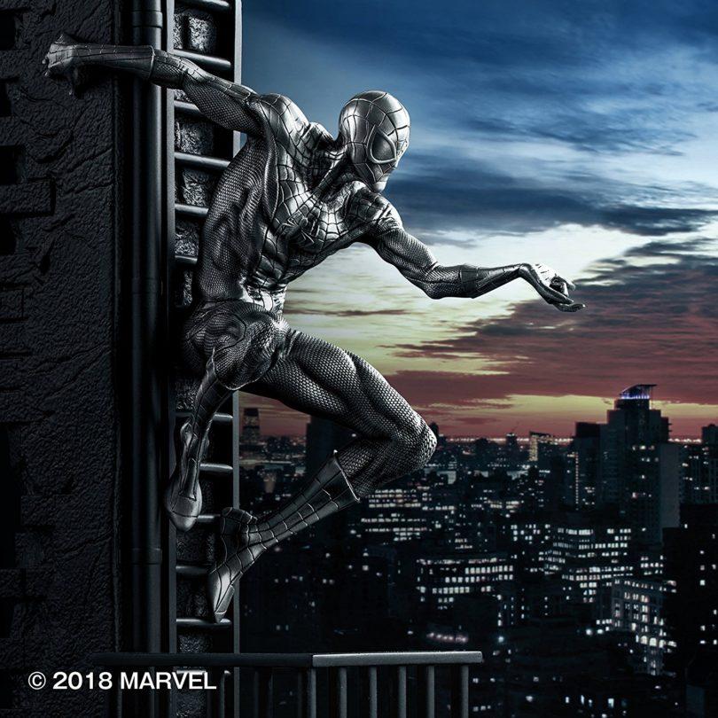 Limited Edition Spider-Man Figurine