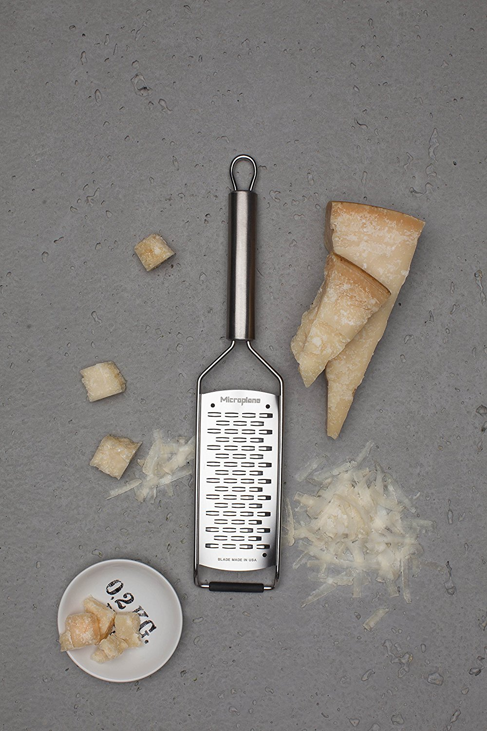 Microplane 38002 Professional Medium-Ribbon Two-Way Grater
