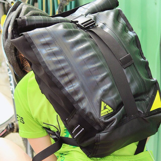 High Roller 36L Pannier Backpack