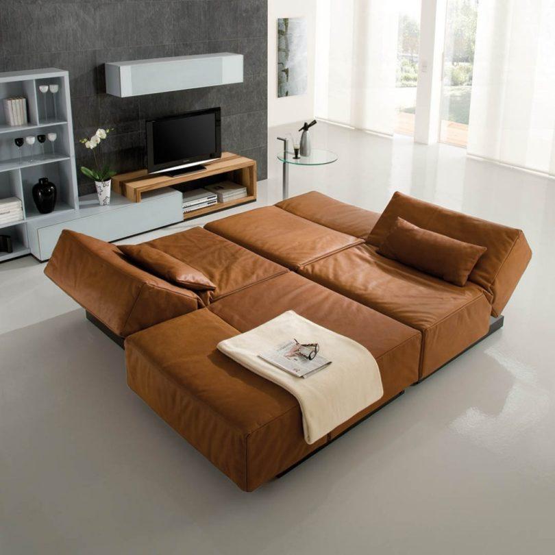 TEMA Sectional Sofa Bed