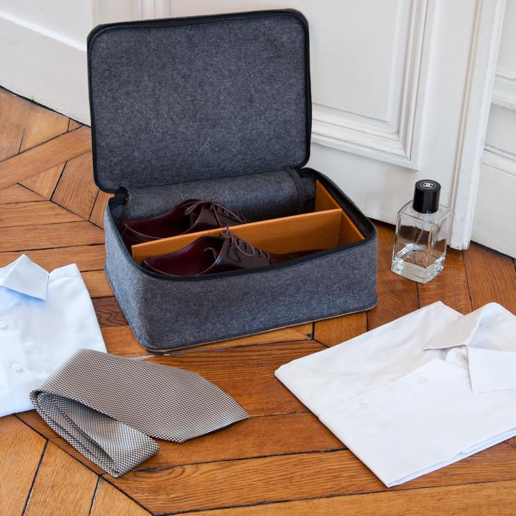 S-key Shoe Case