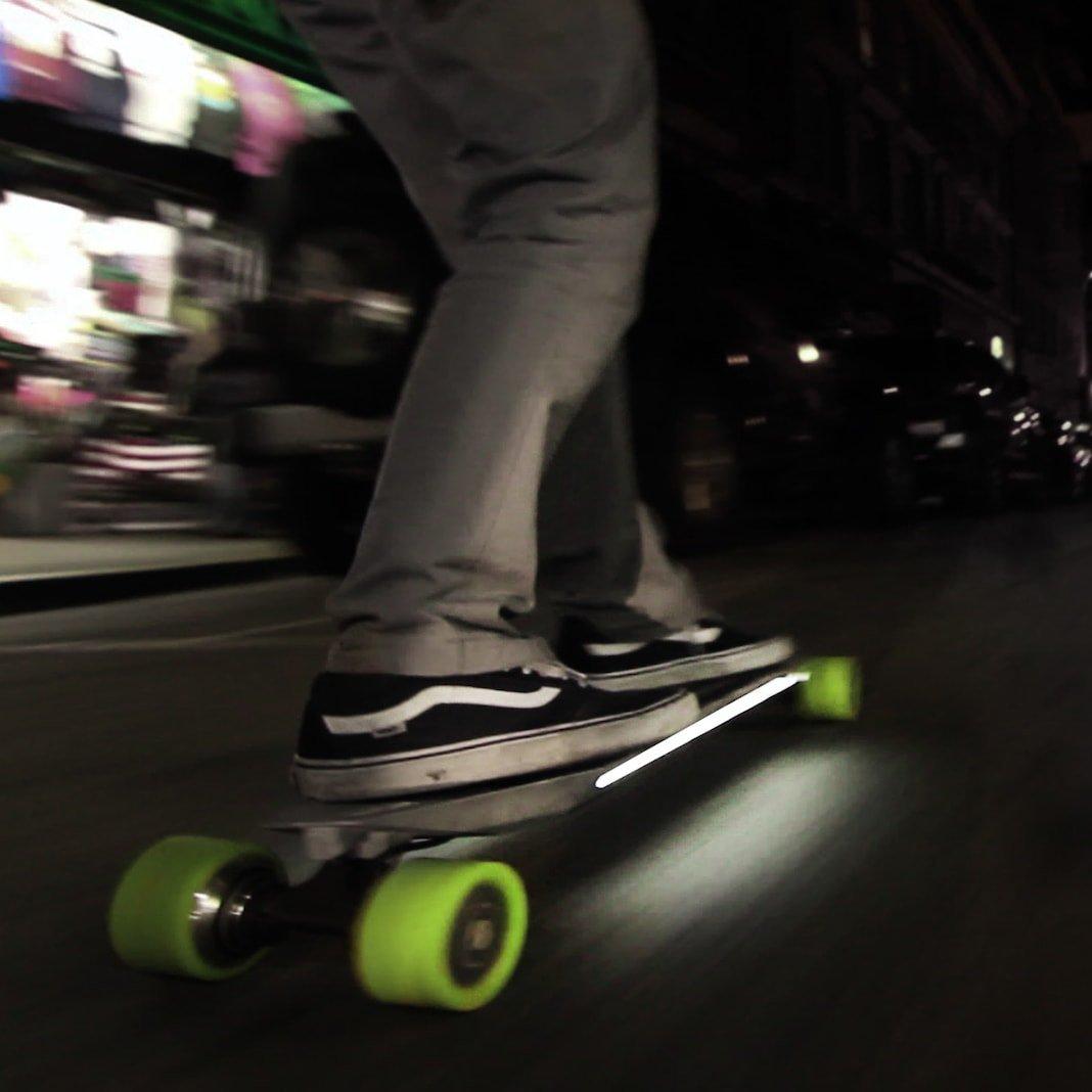 Blink Qu4tro Electric Skateboard