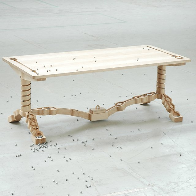 Marbelous Table