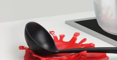 Blood Splatter Spoon Rest