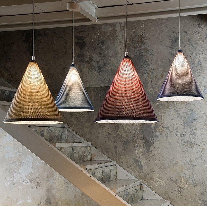 Jazz Stripe Pendant Light by In-Es.artdesign