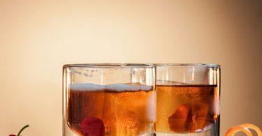 Eparé Double-Wall Whiskey Glass Set