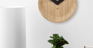 Time Flow Wall Clock
