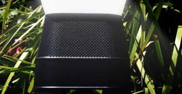 Monster SOLARA Solar Powered Weather Resistant Speaker