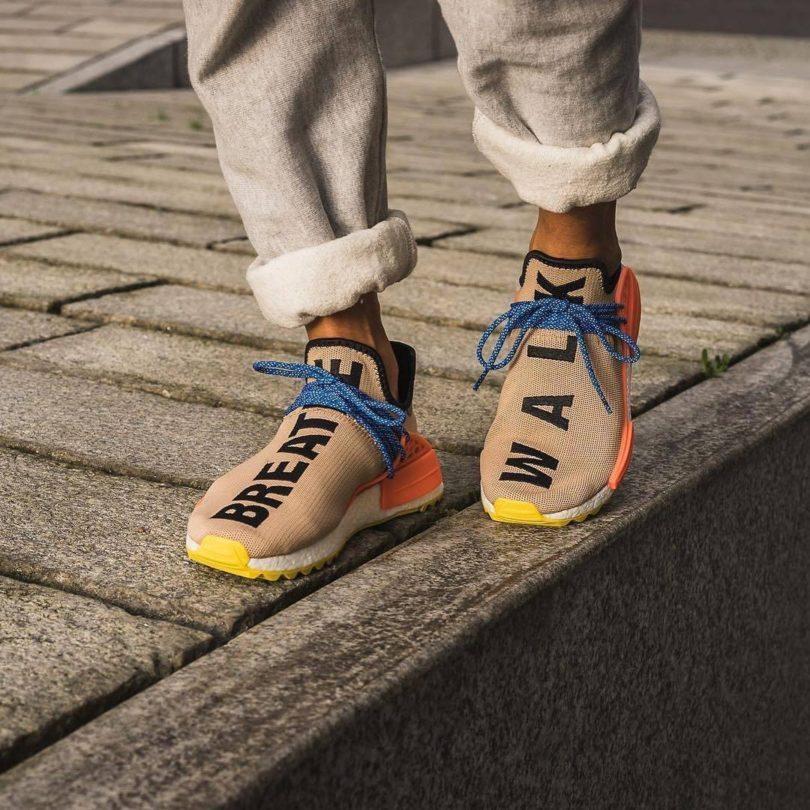 Adidas Human Race NMD Pharrell Pale Nude