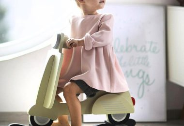 Rocking Scooter by Childhome