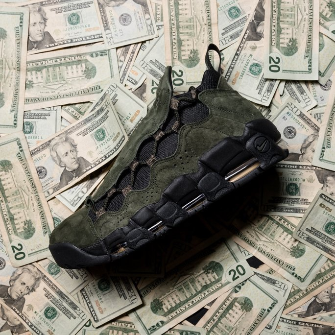 Air More Money Currency Pack USA