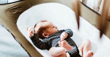 Crescent Womb Crib Hammock