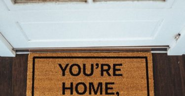 You're Home, Sweet! Doormat