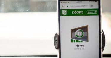 Garadget WiFi Smart Garage Door Controller