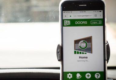 Garadget WiFi Smart Garage Door Controller