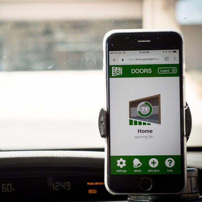 Garadget Wifi Smart Garage Door Controller Petagadget