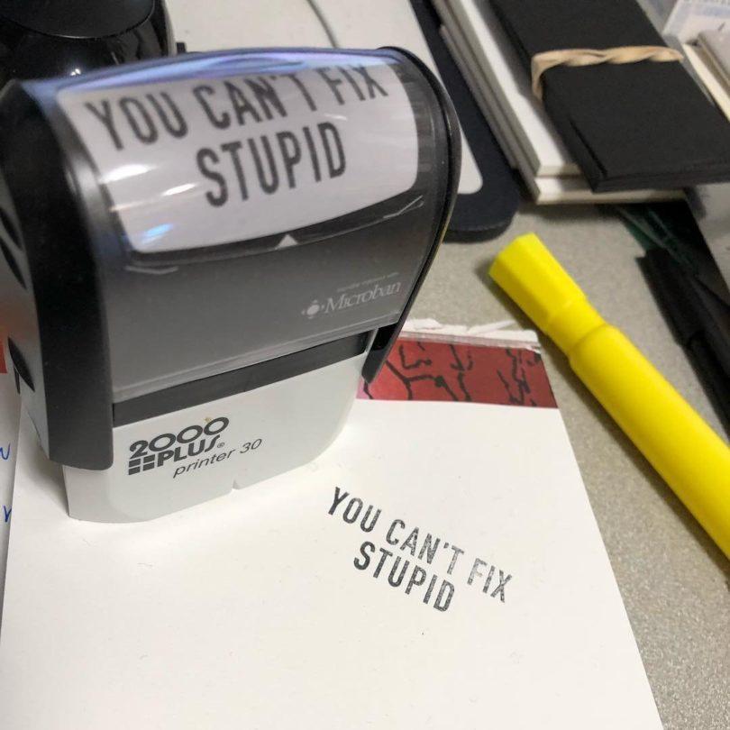 DIY Stamp Set