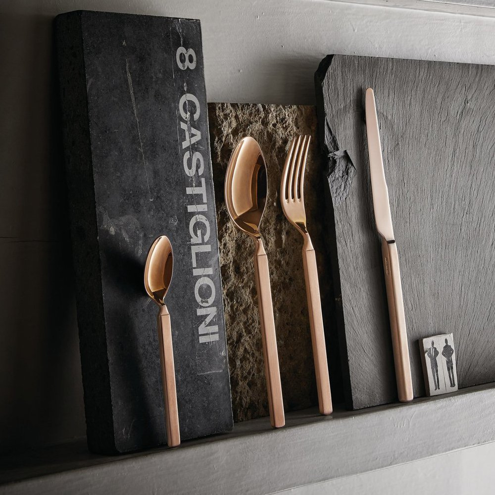 Dry Cutlery Set by Alessi