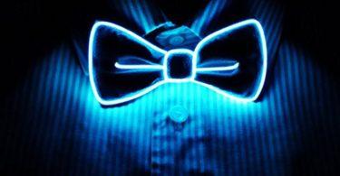 LED Bow Tie Necktie