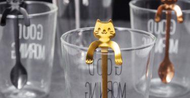 Cat Coffee Spoon