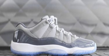 Jordan 11 Retro Low Cool Grey