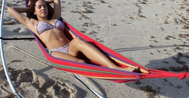 Folding Beach Hammock Stand