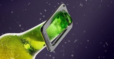 CAPBOOM Bottle Opener