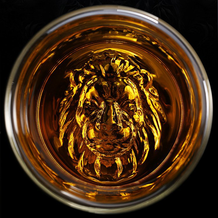 Lion Glass