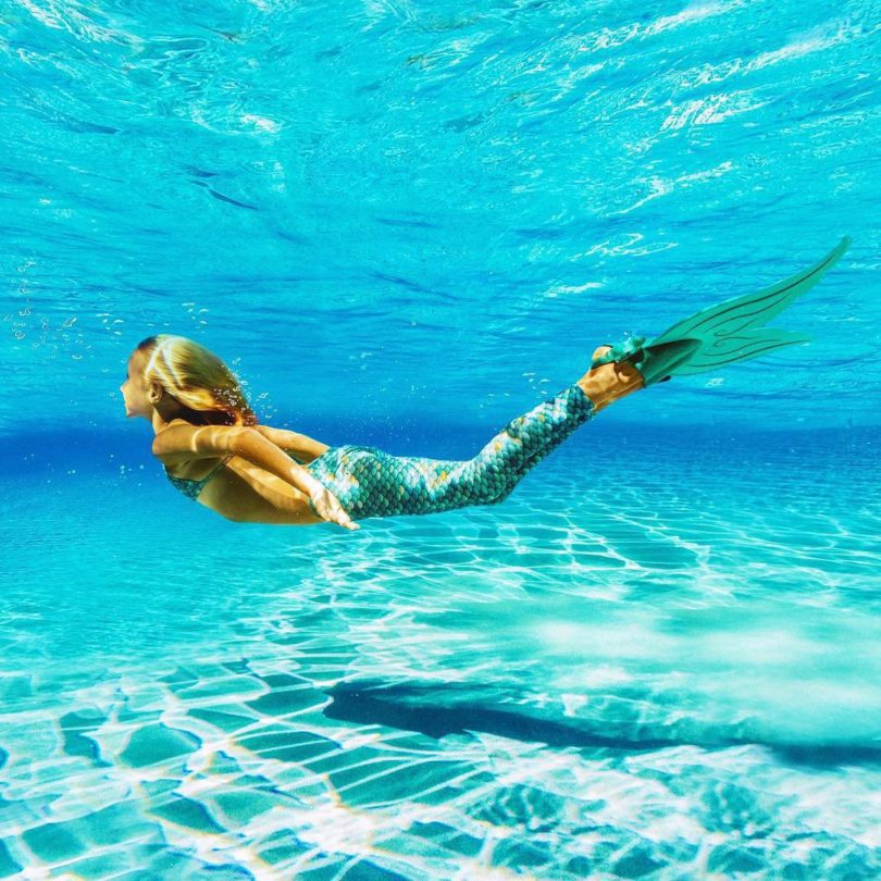 Lil' MerFin – Aqua