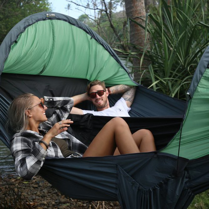 Vertex 2-Person Camping Hammock