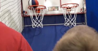 Pop-A-Shot Dual Shot Basketball Arcade Game