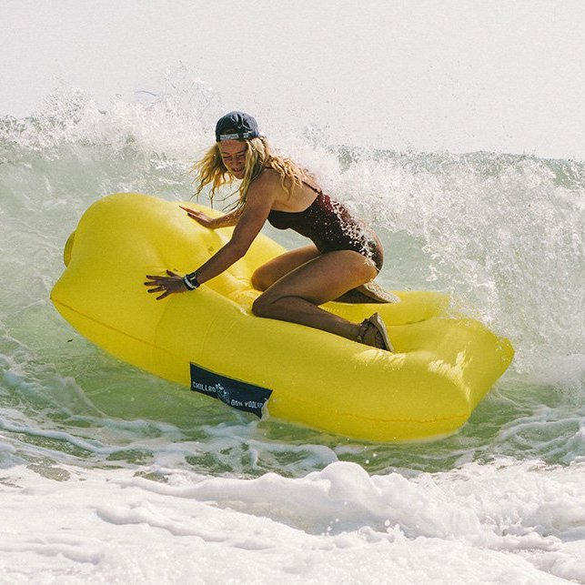 Don Poolio Inflatable Lounger & Float