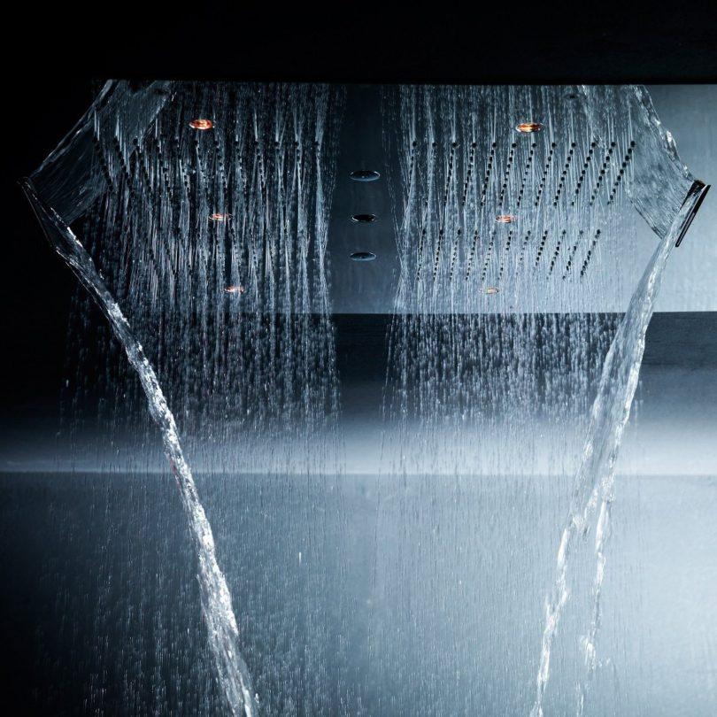 Infinity Chromotherapy Showerhead