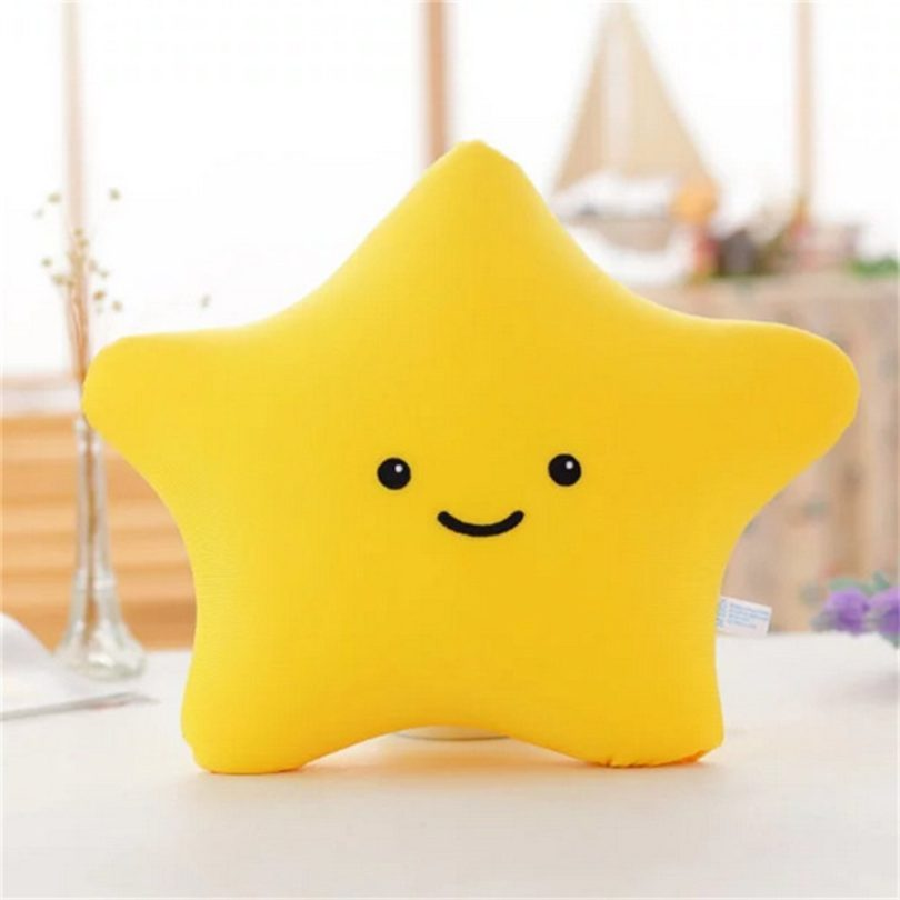 ChezMax Sea Star Shape Doll Pillow