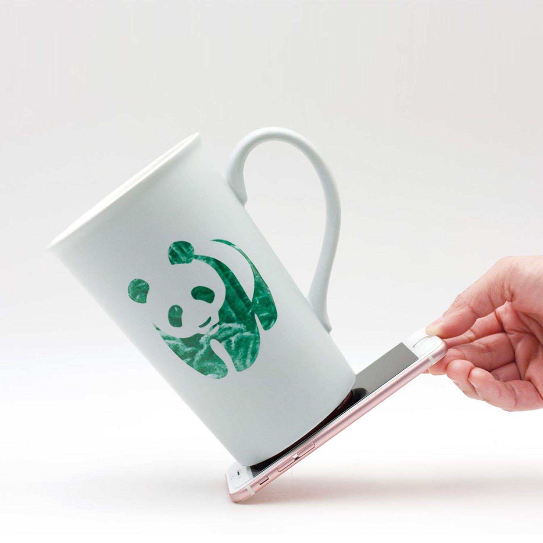 Ceramic Suction Mug by Zaci Brand