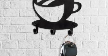 Key Holder Rack Wall Mounted – Modern Coffee