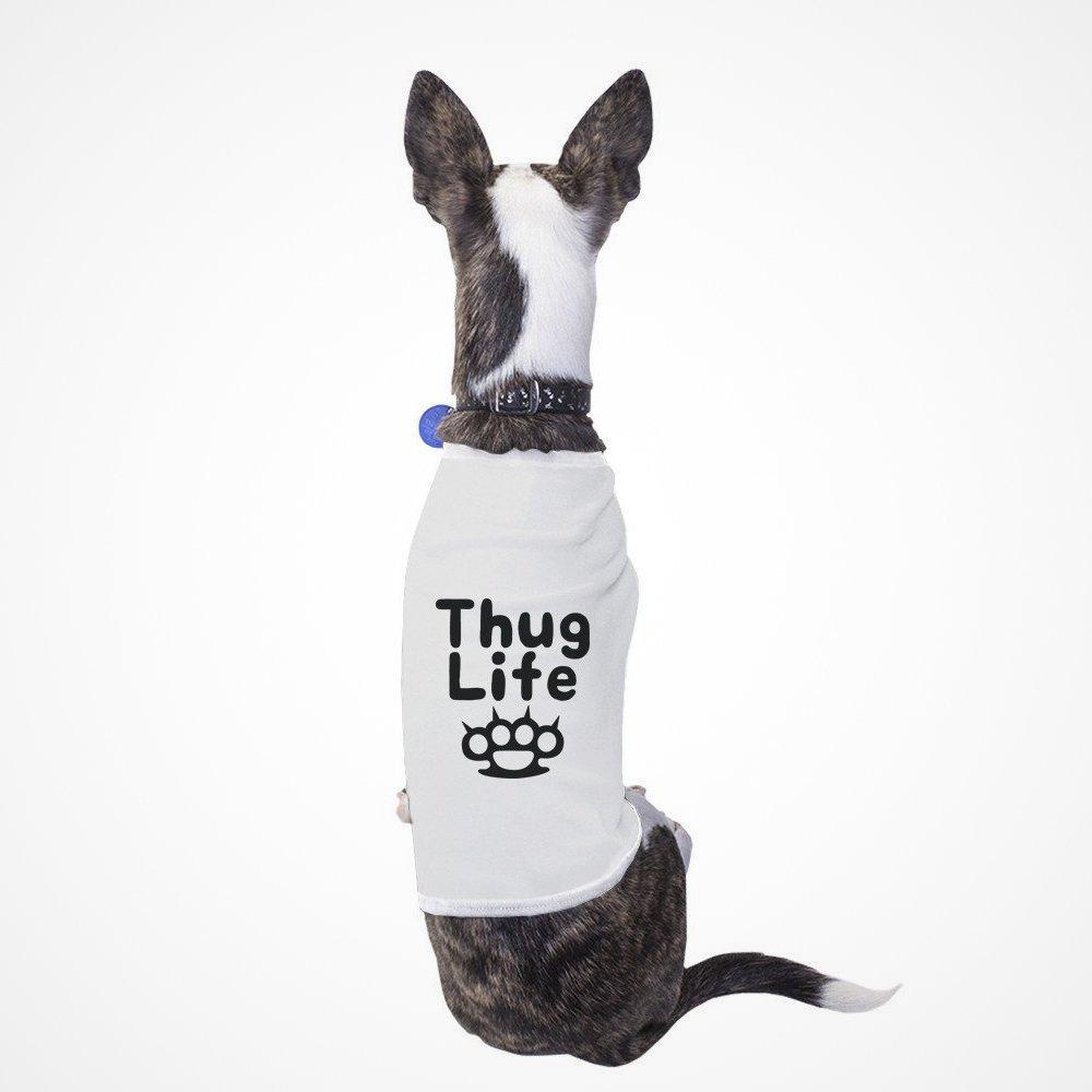 Thug Life Pet T-Shirt