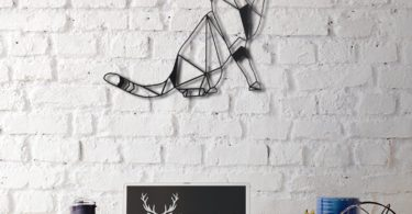 Cat Metal Wall Decor