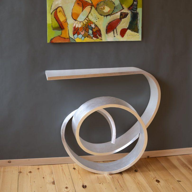 Nebula Table Aluminium