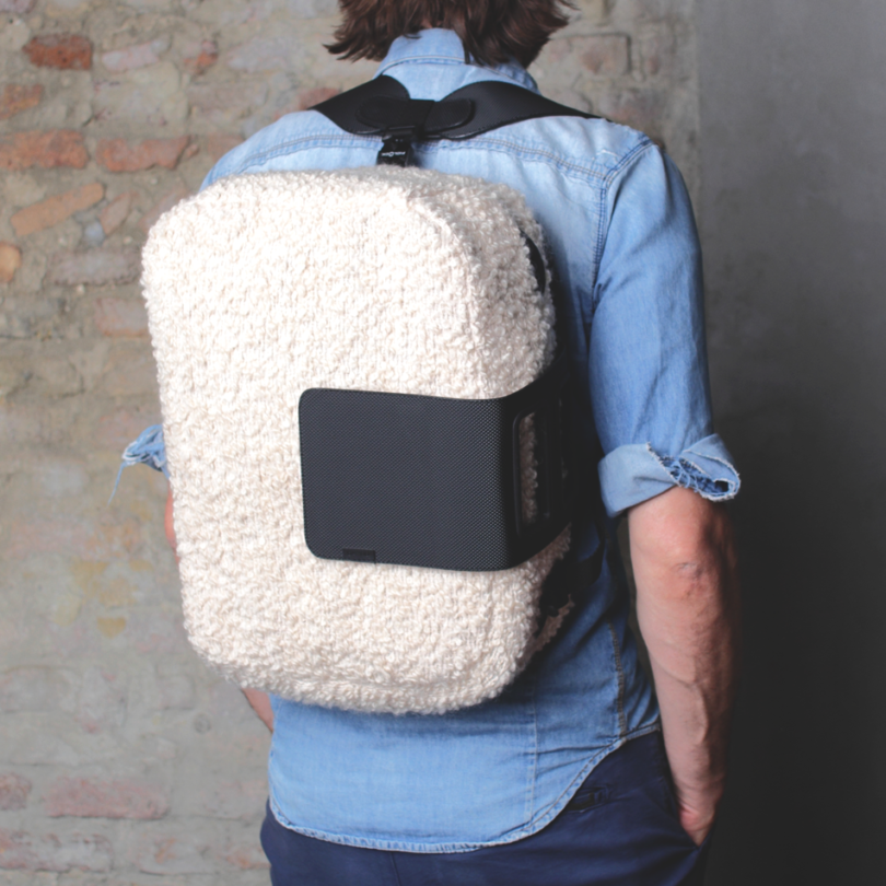 Wool Cover for 24two Backpack