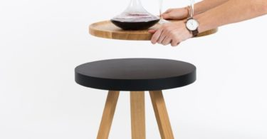 Batea Table Small