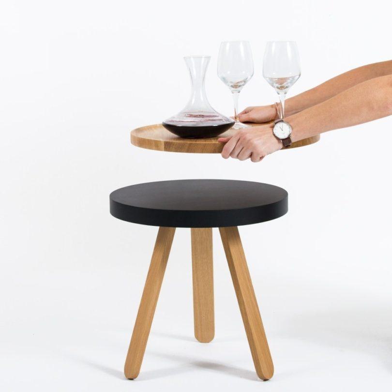 Batea Table Small