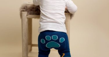 Space Paw Leggings