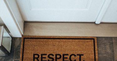 Respect Doormat